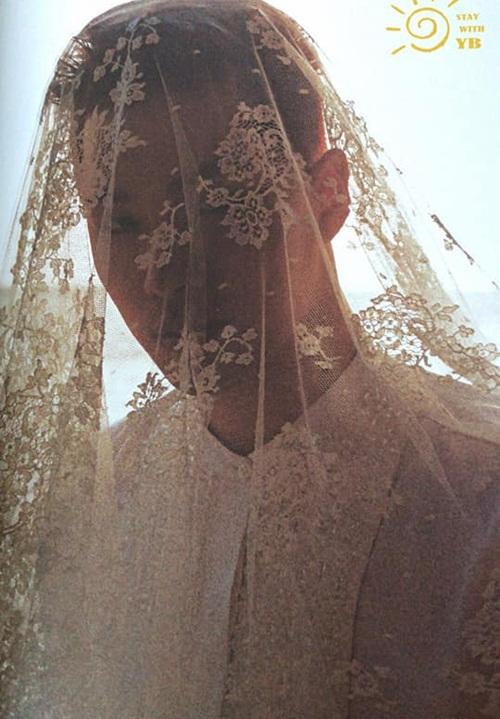 Min Hyo Rin - Tae Yang tung ảnh cưới, khoe nhẫn đắt đỏ - 3