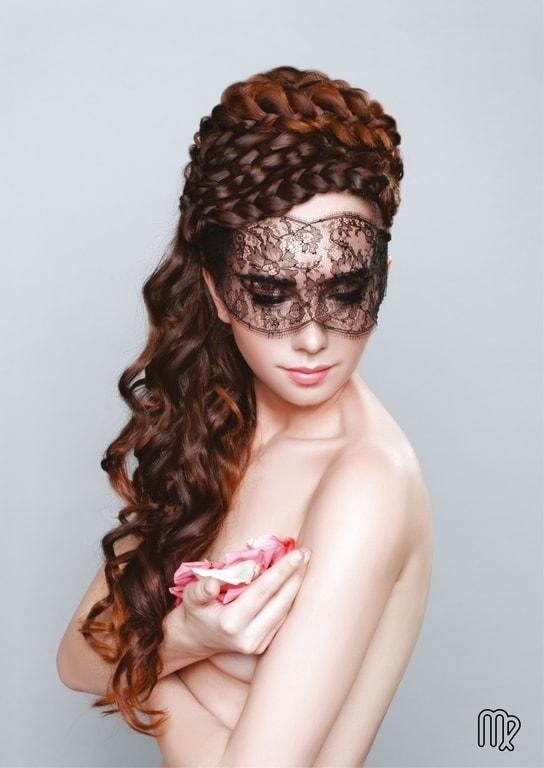 Những kiểu tóc độc đáo lấy cảm hứng từ 12 cung hoàng đạo - 5