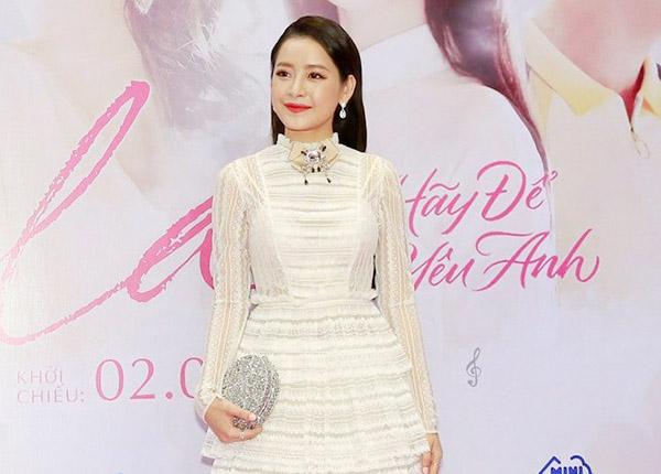 Chi Pu đẹp tinh khôi bên nữ thần thế hệ mới Jung Chae Yeon - 4