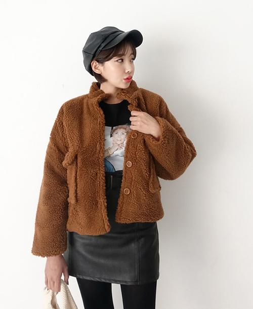 Mốt áo chăn bông vừa ấm vừa sành điệu ăn đứt áo phao - 8