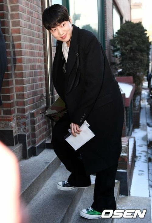 CL vấp ngã, Black Pink đẹp sang chảnh khi đến dự đám cưới Tae Yang - 6