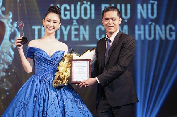 Hà Thu diện lại đầm dạ hội từng gây ấn tượng tại Miss Earth 2017 - 3