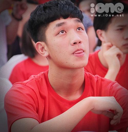 Giữa dàn trai đẹp U23, Trọng Đại nổi bật nhờ loạt biểu cảm kute - 5