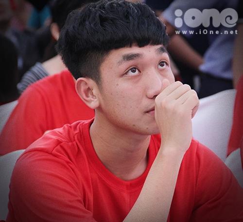 Giữa dàn trai đẹp U23, Trọng Đại nổi bật nhờ loạt biểu cảm kute - 6