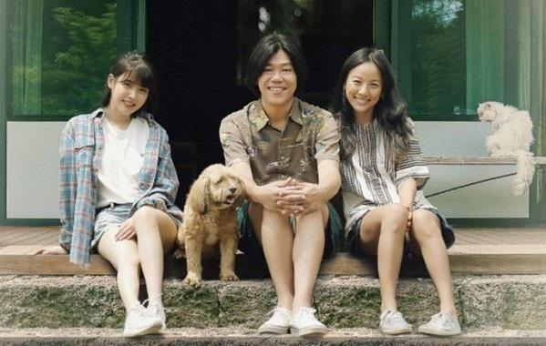 IU cần một thời gian làm quen để đỡ ngại ngùng khi đến nhà Hyo Ri.