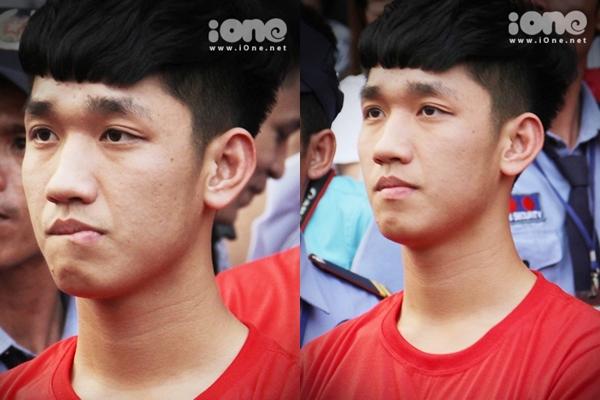 Giữa dàn cầu thủ U23 toàn trai đẹp, Trọng Đại nổi bật nhờ loạt biểu cảm kute - 2