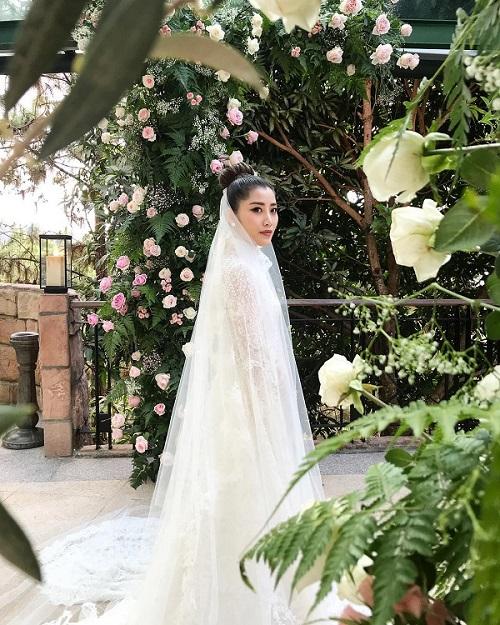 Đám cưới như cổ tích của cặp đôi con tỷ phú Châu Á - 2