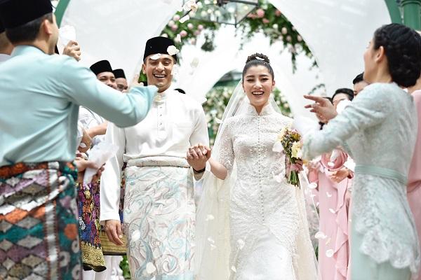 Đám cưới như cổ tích của cặp đôi con tỷ phú Châu Á - 9