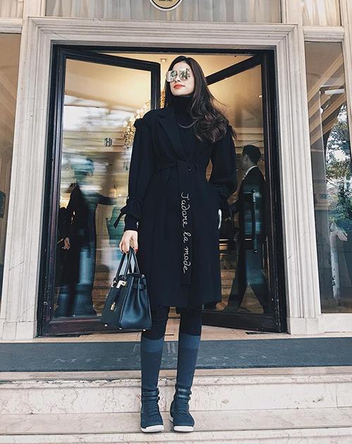 Sao, hot girl Việt gây mê mẩn với street style sang chảnh tuần qua - 2