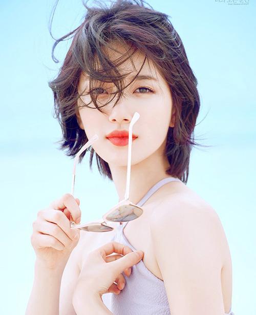 10 gợi ý cắt tóc ngắn cực xinh đón Tết giống các idol Hàn - 1