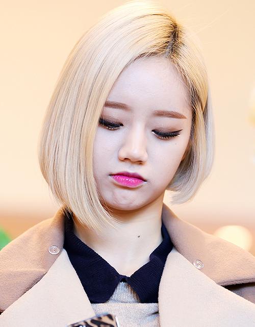 10 gợi ý cắt tóc ngắn cực xinh đón Tết giống các idol Hàn - 2