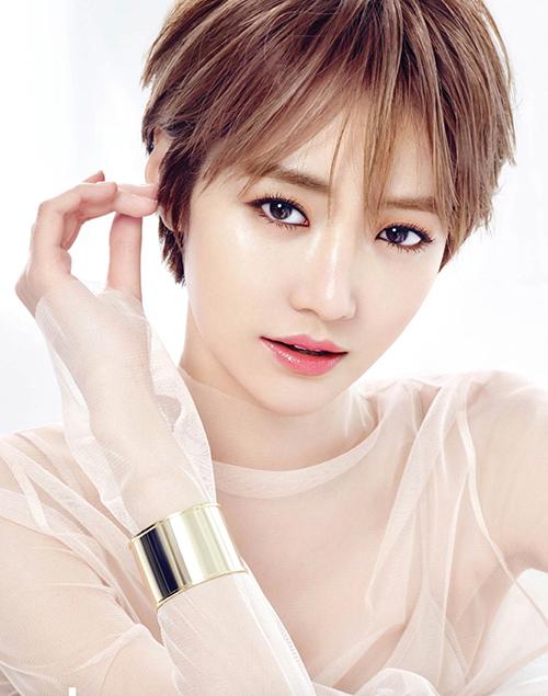 10 gợi ý cắt tóc ngắn cực xinh đón Tết giống các idol Hàn - 3