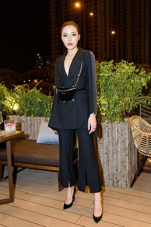 Cường Đô La công khai đến chúc mừng bạn gái Đàm Thu Trang lên chức bà chủ - 4