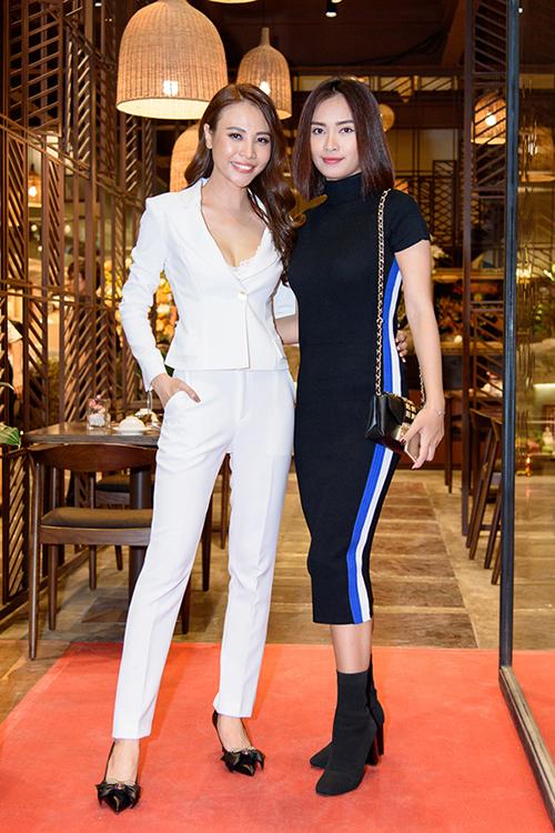 Cường Đô La công khai đến chúc mừng bạn gái Đàm Thu Trang lên chức bà chủ - 6