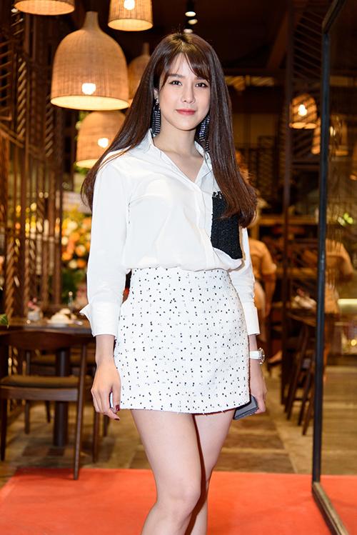 Cường Đô La công khai đến chúc mừng bạn gái Đàm Thu Trang lên chức bà chủ - 7