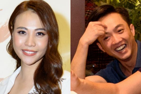 Cường Đô La công khai đến chúc mừng bạn gái Đàm Thu Trang lên chức bà chủ - 3