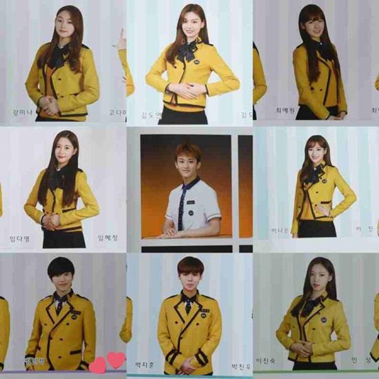 Kim Yoo Jung và loạt sao Kpop rạng rỡ trong ngày tốt nghiệp cấp 3 - 3