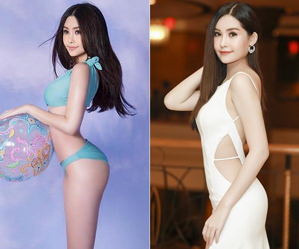 Ảnh bikini của Hoa hậu Đại dương bị chê photoshop quá đà - 2