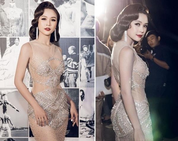 Vẻ đẹp của hot girl 2 triệu USD từng gây ồn ào khi đóng cặp với Trường Giang - 4