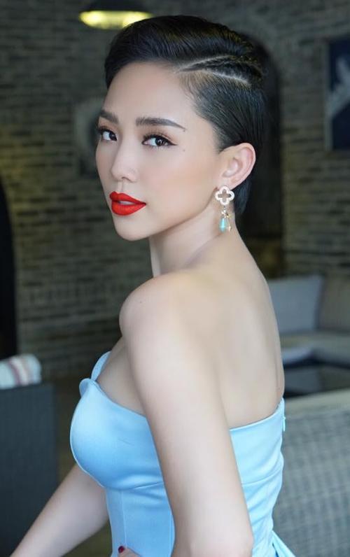 Tóc Tiên có một năm 2017 nhiều thành công.