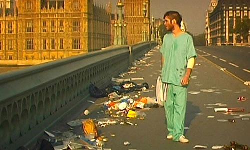 Cách đạo diễn làm sạch cả thành phố London với cảnh phim này - 1