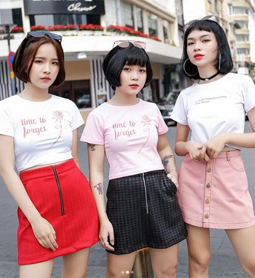 Trào lưu làm tóc khác biệt của các hot girl Hà Nội và Sài Gòn - 5