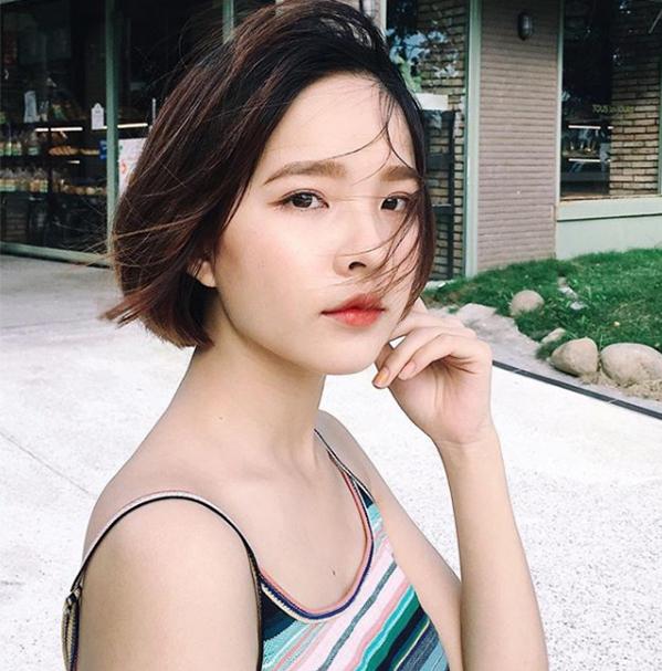 Trào lưu làm tóc khác biệt của các hot girl Hà Nội và Sài Gòn - 7