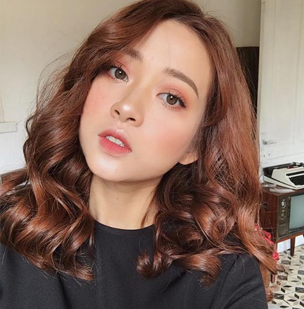 Trào lưu làm tóc khác biệt của các hot girl Hà Nội và Sài Gòn - 3