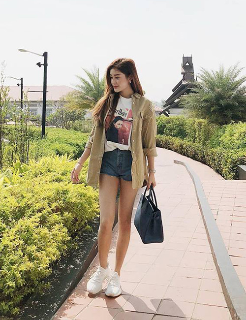 Street style đẹp miễn chê những ngày cận Tết của sao, hot girl Việt - 6