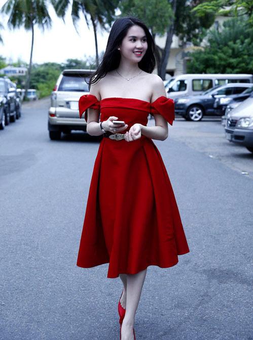 Kiểu váy bất hủ mỹ nhân Việt diện 5 năm nay vẫn không chán - 3
