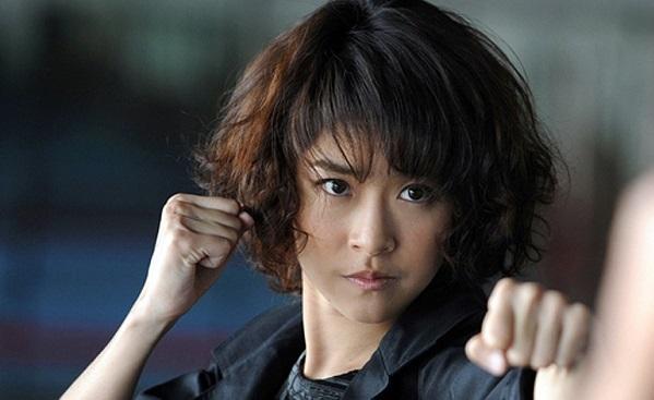 Nữ diễn viên võ thuật người Thái Lan, Jeeja Yanin.