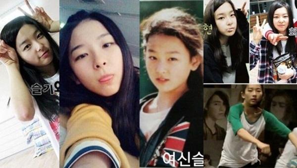 Dàn sao nữ Hàn sinh năm 94: Toàn những gương mặt đẹp từ bé - 6