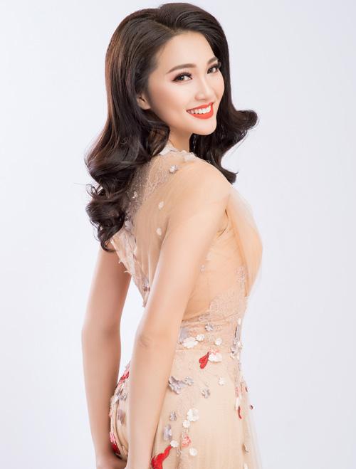 Ngọc Nữ của Hoa hậu Hoàn vũ Việt Nam: Đi thi sắc đẹp là để đổi đời