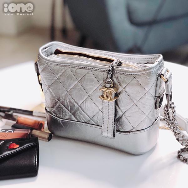 Lục túi những món đồ làm đẹp bất ly thân của Khánh Linh The Face - 2
