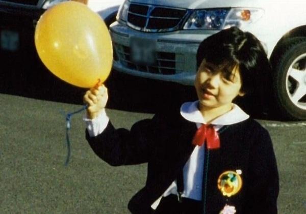 Từ khi còn bé Yuzuru Hanyu đã có khuôn mặt rất đáng yêu.