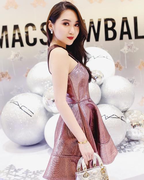 Chloe Nguyễn: Cao thủ làm đẹp 20 tuổi xứng danh con nhà người ta - 1