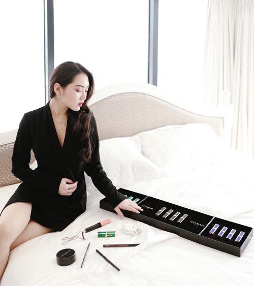 Chloe Nguyễn: Cao thủ làm đẹp 20 tuổi xứng danh con nhà người ta - 2