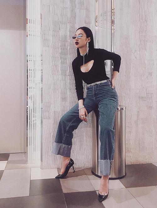 Street style đã mắt tuần nghỉ Tết của sao, hot girl Việt - 1