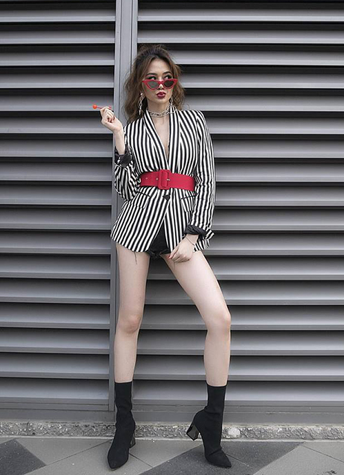 Street style đã mắt tuần nghỉ Tết của sao, hot girl Việt - 4