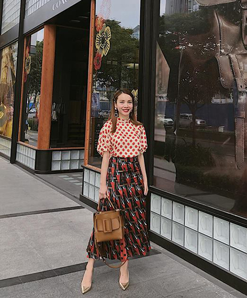 Street style đã mắt tuần nghỉ Tết của sao, hot girl Việt - 5