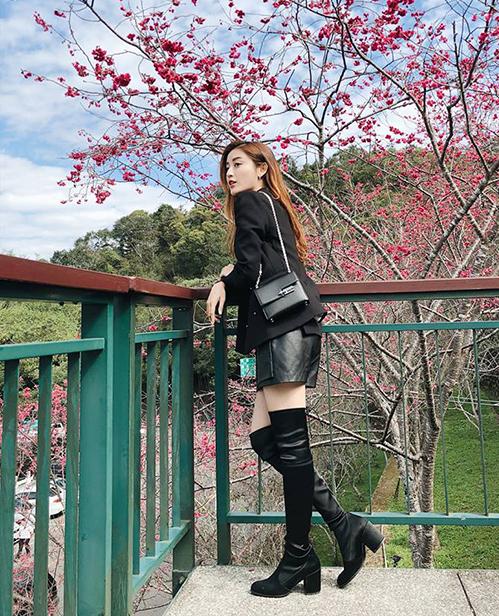 Street style đã mắt tuần nghỉ Tết của sao, hot girl Việt - 6