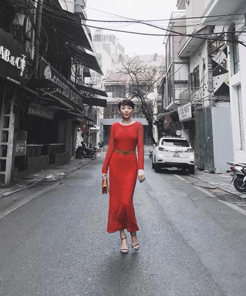 Street style đã mắt tuần nghỉ Tết của sao, hot girl Việt - 8