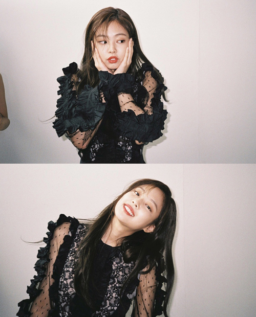 Jennie (Black Pink)