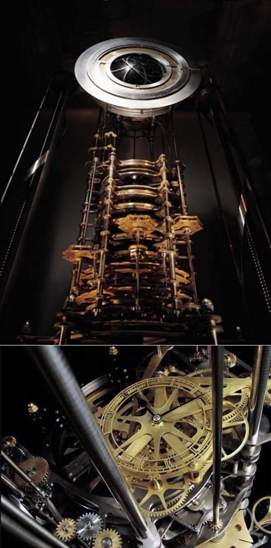 Ông chủ Amazon xây dựng đồng hồ siêu khủng trị giá 42 triệu USD - 1