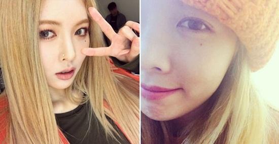 5 idol Hàn thường xuyên khoe nốt ruồi duyên trên mặt - 7