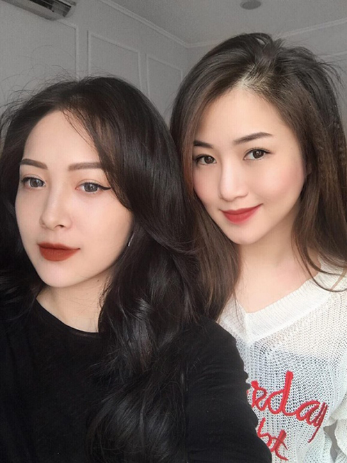 Em họ Hương Tràm xinh hơn hot girl, mặc đồ chất miễn bàn - 1