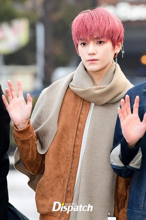 Không có gì ngạc nhiên khi Tae Yong (NCT U)  lại nằm trong top mỹ nam hiện nay, anh chàng luôn xuất hiện như chàng trai bước ra từ truyện tranh.