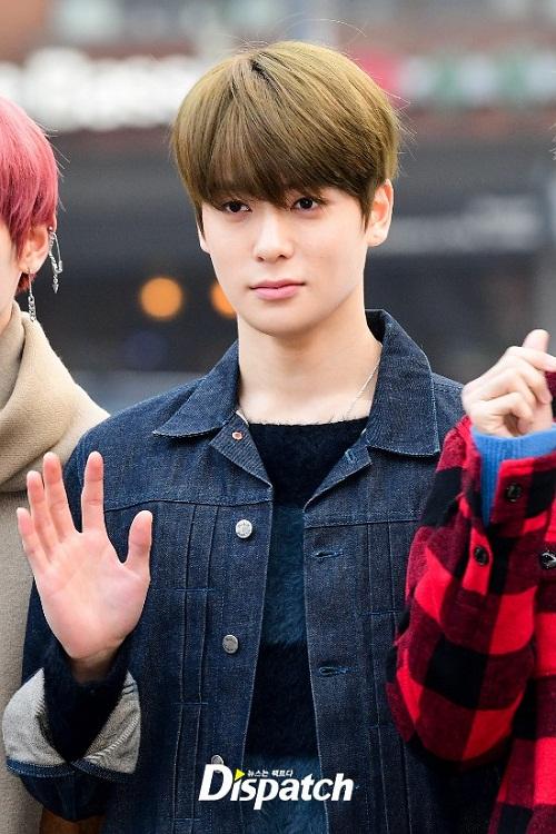Jae Hyun (NCT U) sở hữu vẻ đẹp thanh thuần tựa mối tình đầu.
