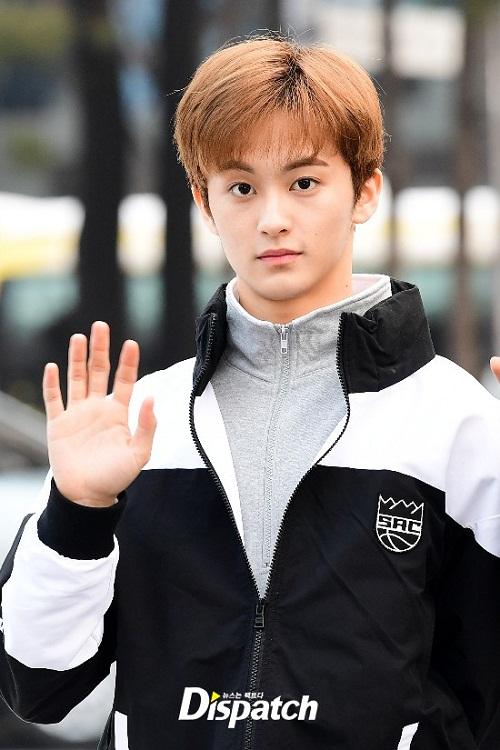 Mark cũng góp mặt trong đội hình mới của NCT U.