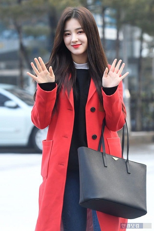 Nancy được xem là đối thủ đáng gờm về nhan sắc với Irene, Yoon Ah&